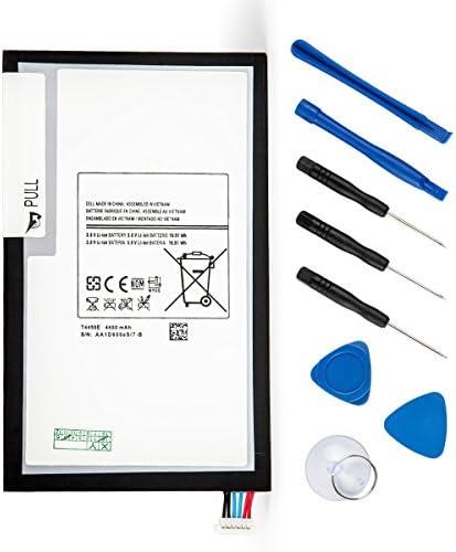 """باتری های تعویض TANAKA T4450E باتری های سازگار با Samsung Galaxy Tab 3 8.0 """"با کیت ابزار SM-T310 T311 T315 Series Tablet 3.8V 4450mAh T4450C / U SP3379D1H"""