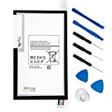 New T4450E Battery Compatible Samsung Galaxy Tab 3 8.0 8'' Replacement Batteries with Tool Kit SM-T310 T311 T315 Series Tablets T4450C/U SP3379D1H 3.8V 4450mAh