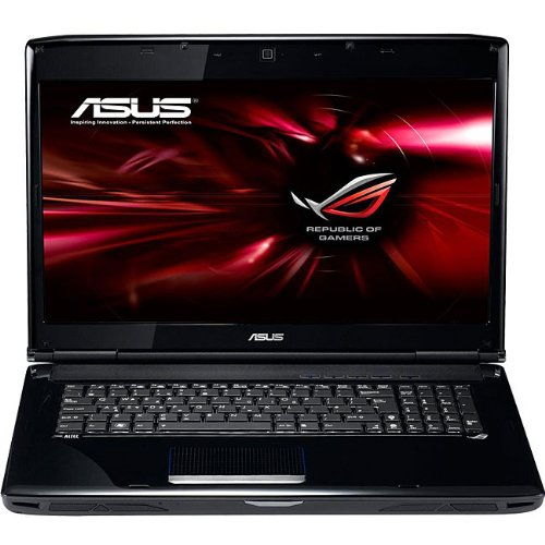 Asus Vista Laptops - ASUS G71GX-RX05 17.1-Inch  Notebook PC
