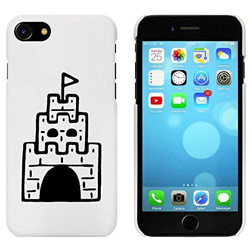 Blanc 'Château' étui / housse pour iPhone 7 (MC00088341)