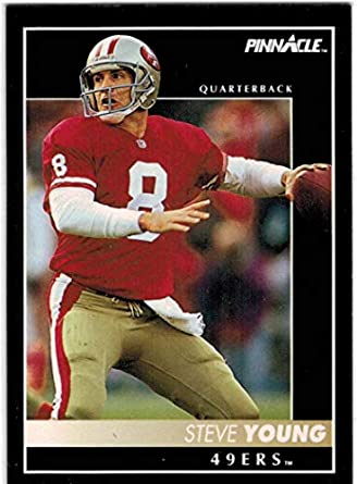 2c6a1da988f 1992 Pinnacle San Francisco 49ers Team Set with Steve Young   John Taylor -  14 NFL