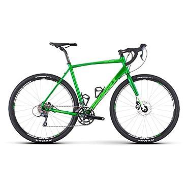 Diamondback Haanjo Tero (Green)