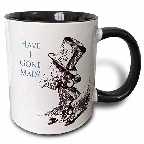 3dRose mug 110410 4 Hatter Alice Wonderland