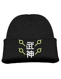 Beanie Hat Cap Overwatch Genji God Of War Fashion Children's