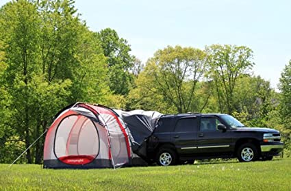 Amazon.com Rightline Gear 110910 C&Right SUV Tent with Screen Room Automotive & Amazon.com: Rightline Gear 110910 CampRight SUV Tent with Screen ...