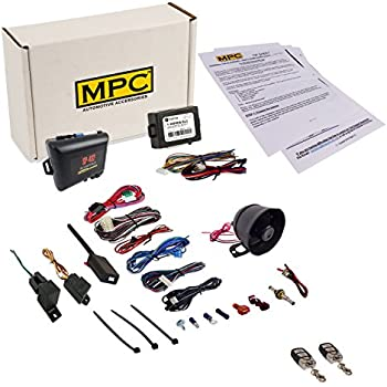 mpc complete remote start kit with keyless. Black Bedroom Furniture Sets. Home Design Ideas