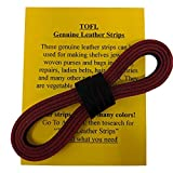 TOFL Leather Straps | 2 Pieces | 72 Inches Long