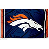 Denver Broncos Large NFL 3x5 Flag