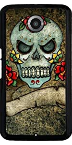 Funda para Motorola Nexus 6 - El Horror Del Cráneo by WonderfulDreamPicture