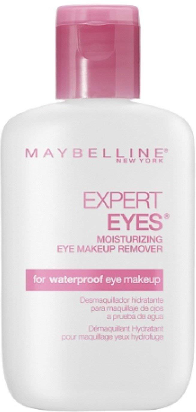 Maybelline New York Expert Eyes Moisturizing Eye Makeup Remover, 2.3 oz (Pack of 10)