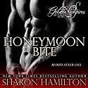 Honeymoon Bite: Golden Vampires of Tuscany, Book 1 Audiobook by Sharon Hamilton Narrated by J. D. Hart