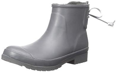 3512c6c05536 SPERRY Women s Walker Turf Rain Boot Dark Grey 5 ...