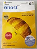Software : Norton Ghost 9.0, Advanced backup and recovery for your PC
