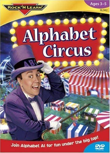 Rock n Learn: Alphabet Circus -
