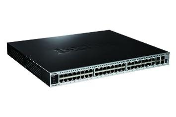 D-Link DGS-3620-52T-SI L3 Gigabit Switch Driver