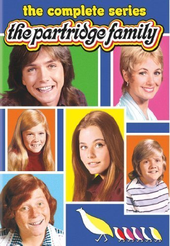 (The Partridge Family: The Complete Series by Sony Pictures Home Entertainment)