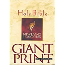 Holy Bible, Giant Print Edition