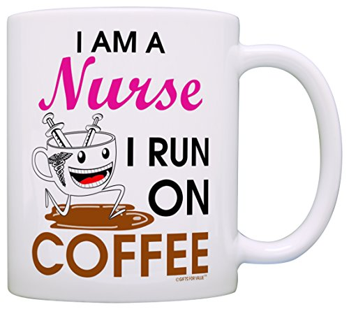 Coffee Lovers Nurse Funny Coworker product image