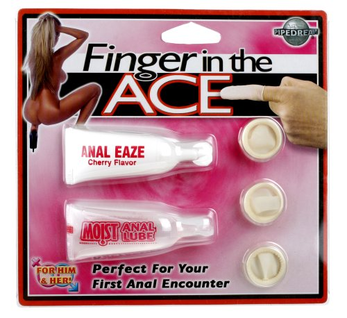 Finger In The Ace Kit, Clear