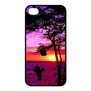 Giving Tree Pattern Design Solid Rubber Customized Cover Case for iPhone 6 4.7 6 4.7-linda123
