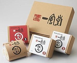 博多一風堂 赤丸白丸セット 2673 ab: 食品・飲料・お酒