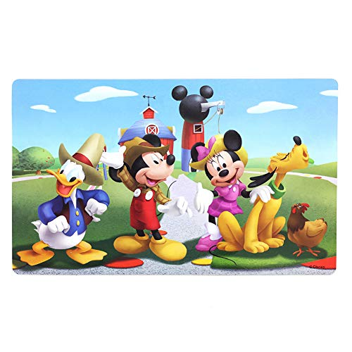 60 Piece Disney Jigsaw Puzzle for Kids 4-8 Only $7 (Was $13)