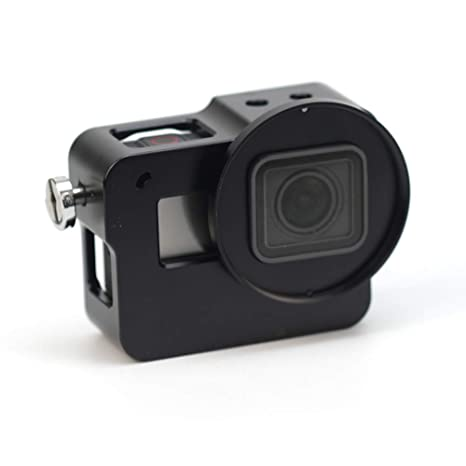 Carcasa Protectora para GoPro 6/5, CNC de aleación de ...