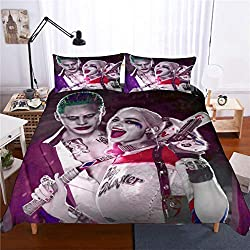 51ZwBJN7-%2BL._AC_UL250_SR250,250_ Harley Quinn Bed Sets