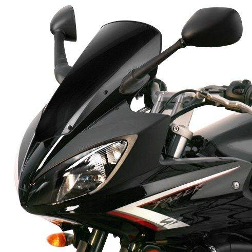 Standardscheibe MRA Yamaha FZ6 Fazer S2 07-10 schwarz