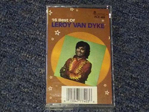 16 Best of Leroy Van (Leroy Van Dyke Cd)