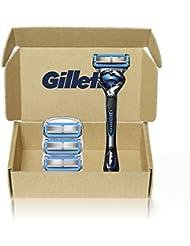 Gillette Fusion5 Proshield Chill Men's Razor Handle...