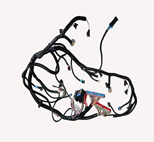 Ls6 5 7l Engine Standalone Wiring Harness W