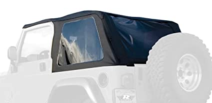 R&age Products 109735 Trail Top Frameless/Bowless Sailcloth  sc 1 st  Amazon.com & Amazon.com: Rampage Products 109735 Trail Top Frameless/Bowless ...