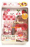 1 X Bento Accessories Happy Rabbit Kit (Baluns,picks,food Cups) by Torune