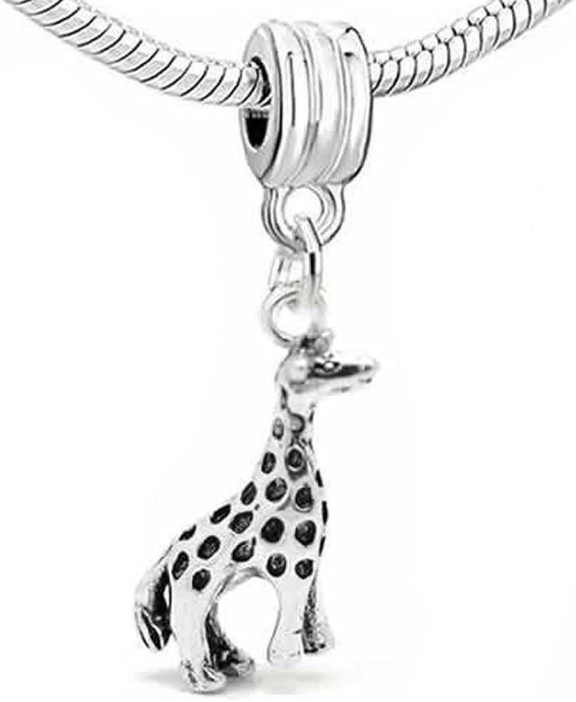 charm giraffa pandora