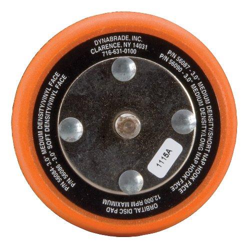 Dynabrade 56087 Non-Vacuum Disc Pad, 3-Inch Diameter