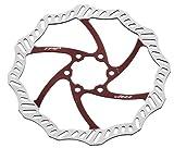 TRP Dash Disc Brake Rotor, Red, 160mm