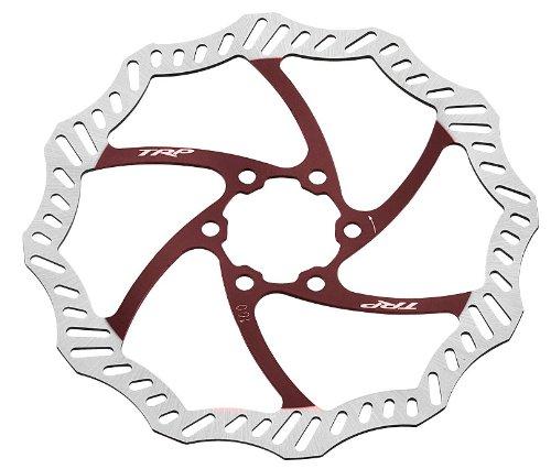 TRP Dash Disc Brake Rotor, Red, 160mm by TRP