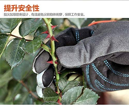 ACAO Rose Pruning Gloves for Men & Women, Long Thorn Proof Gardening Gloves, Best Garden Gifts & Tools for Gardener (Color : E, Size : S) by ACAO-Glove (Image #6)