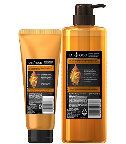 Hair Food Apricot And Honey Reviews