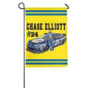 Bonjourina Chase Elliott #24 House Flag