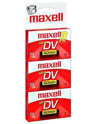 Maxell 298016 Mini Dv