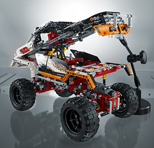 lego technic 9398 4 x 4 crawler discontinued by. Black Bedroom Furniture Sets. Home Design Ideas