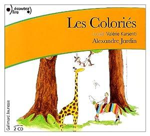 """Afficher """"Les coloriés"""""""