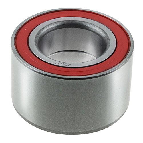 WJB WBB35 - Front Wheel Bearing - Cross Reference: National B35/ Timken Set35/ SKF B35, 1 Pack