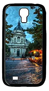 Cool Painting Samsung Galaxy I9500 Cases & Covers -France streetscape Polycarbonate Hard Case Back Cover for Samsung Galaxy S4/I9500