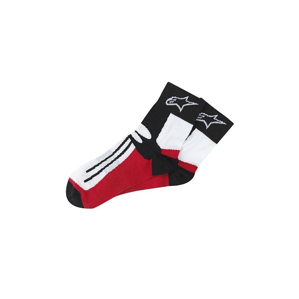 Alpinestars Racing Road Socken kurz S/M 4703011-30 3431-0152