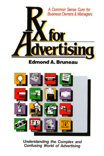 Prescription for Advertising (Kindle Series Book - Logo Prescription