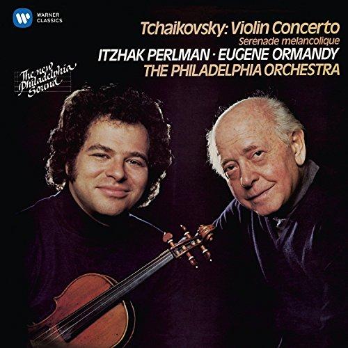 Tchaikovsky Violin Concertos - Tchaikovsky: Violin Concerto op. 35; Serenade Melancolique, Op.26