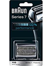 Braun Pulsonic Series 7 70S Foil and Cutter Replacement Head, Compatible with Models 790cc, 7865cc, 7899cc, 7898cc, 7893s, 760cc, 797cc, 789cc